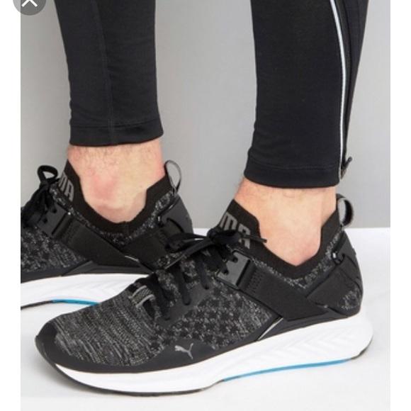 best sneakers fd103 36bfa •Puma• Ignite Evoknit Lo Running Shoes